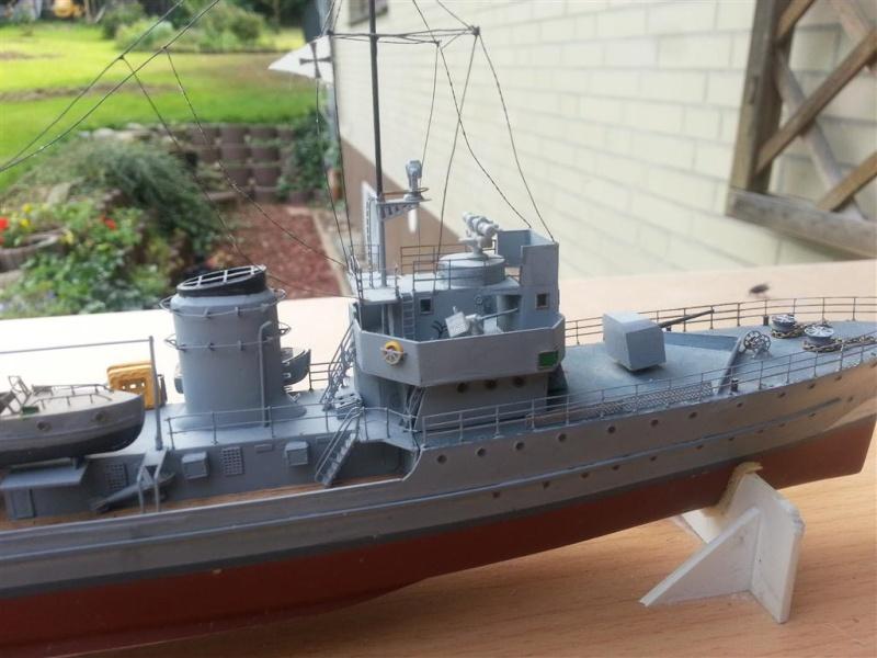Fertige Schiffe der Kriegsmarine im Maßstab 1:200 20120948