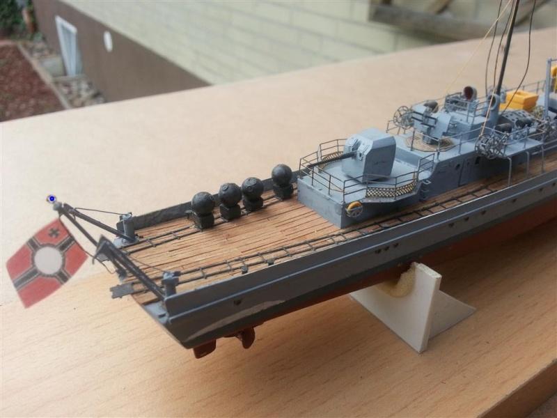 Fertige Schiffe der Kriegsmarine im Maßstab 1:200 20120950