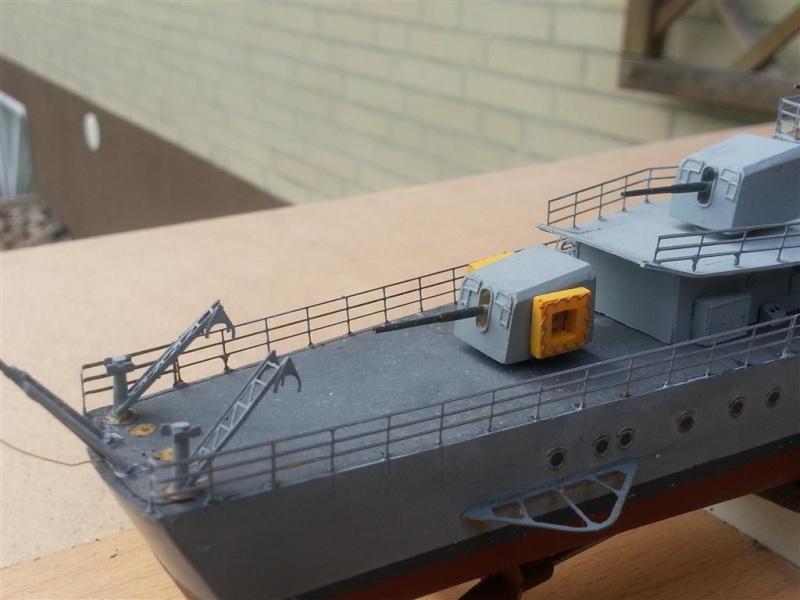 Fertige Schiffe der Kriegsmarine im Maßstab 1:200 20120953