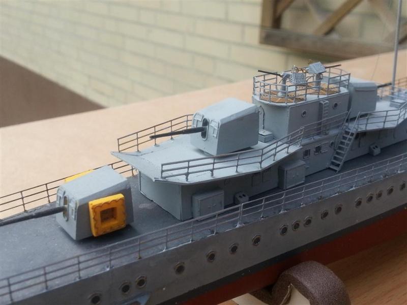 Fertige Schiffe der Kriegsmarine im Maßstab 1:200 20120954