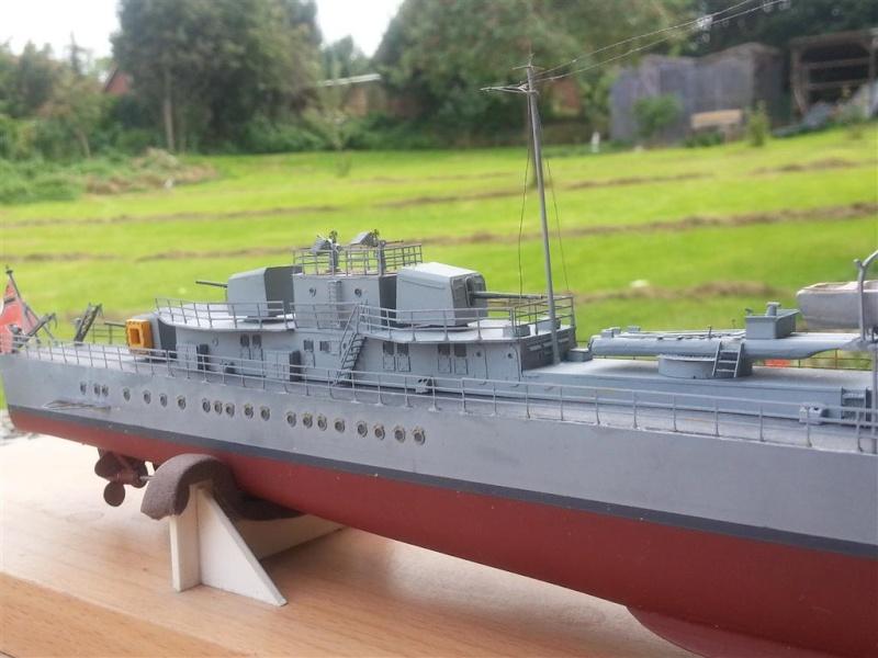 Fertige Schiffe der Kriegsmarine im Maßstab 1:200 20120957
