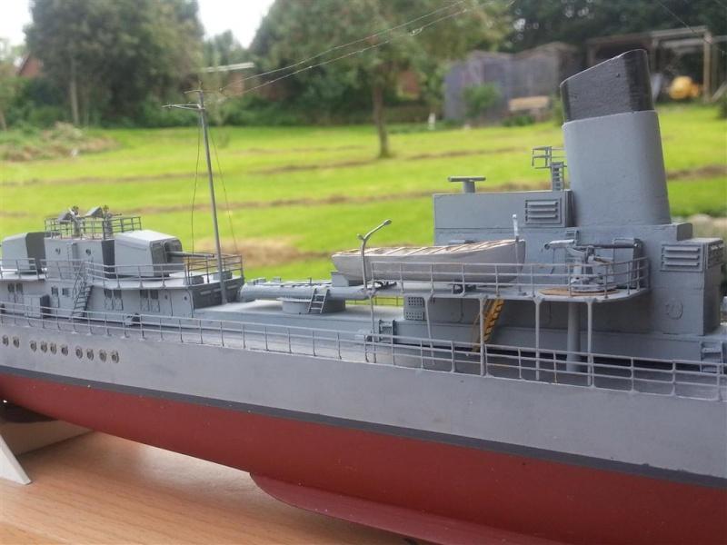 Fertige Schiffe der Kriegsmarine im Maßstab 1:200 20120958