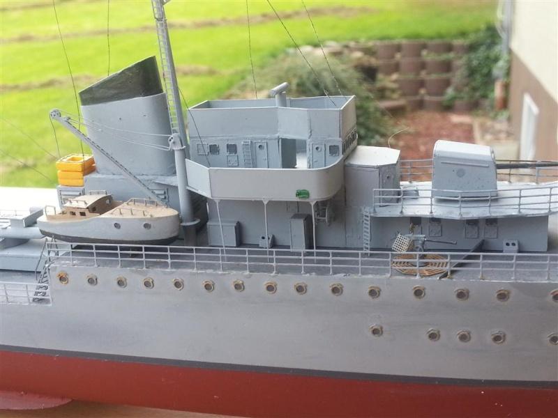 Fertige Schiffe der Kriegsmarine im Maßstab 1:200 20120960