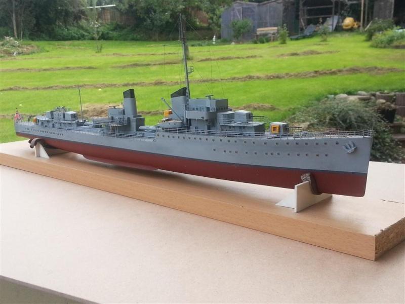 Fertige Schiffe der Kriegsmarine im Maßstab 1:200 20120963
