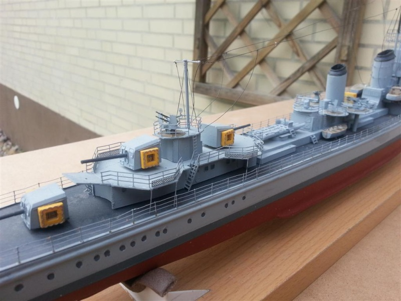 Fertige Schiffe der Kriegsmarine im Maßstab 1:200 20120966
