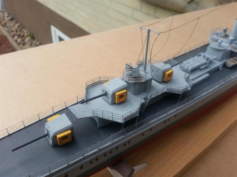 Fertige Schiffe der Kriegsmarine im Maßstab 1:200 20120967
