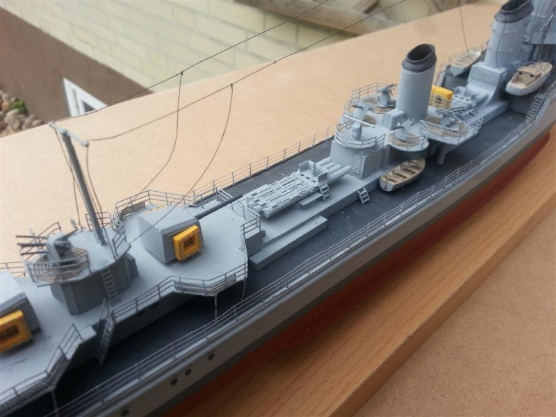 Fertige Schiffe der Kriegsmarine im Maßstab 1:200 20120968