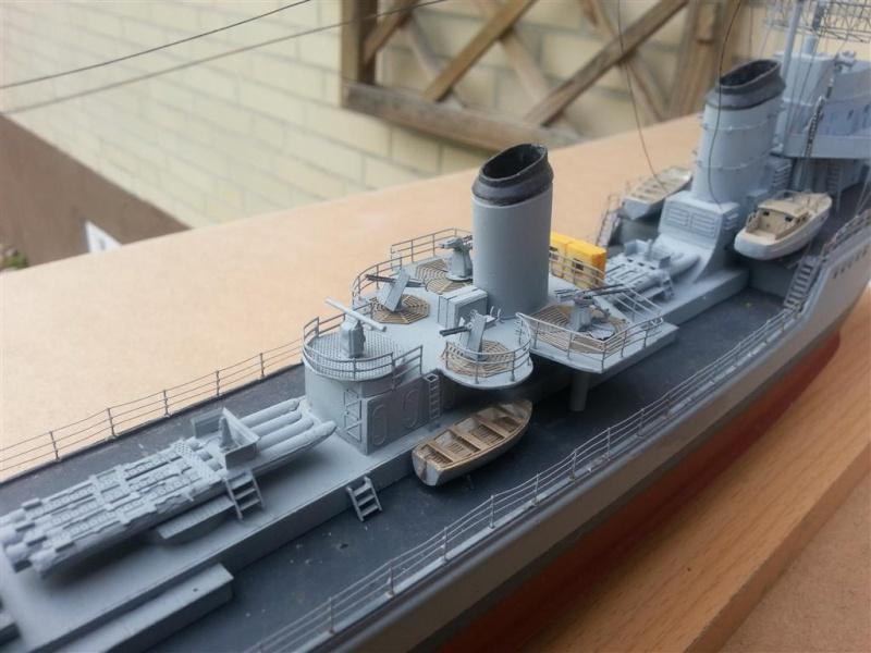Fertige Schiffe der Kriegsmarine im Maßstab 1:200 20120970