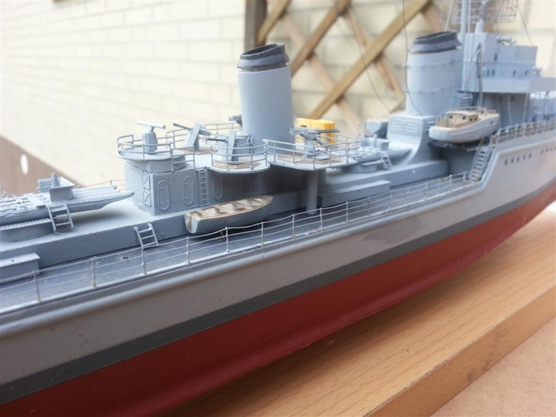 Fertige Schiffe der Kriegsmarine im Maßstab 1:200 20120971