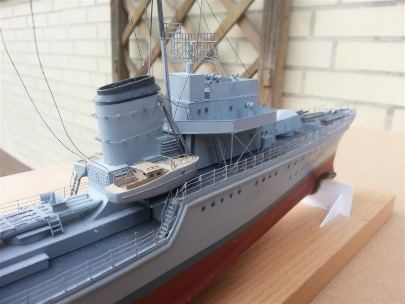 Fertige Schiffe der Kriegsmarine im Maßstab 1:200 20120972