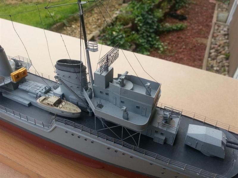 Fertige Schiffe der Kriegsmarine im Maßstab 1:200 20120973