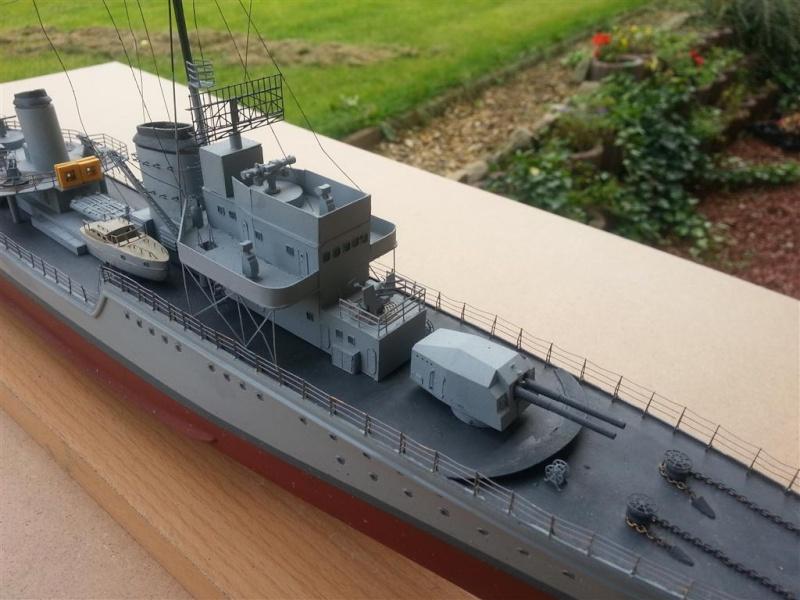 Fertige Schiffe der Kriegsmarine im Maßstab 1:200 20120974