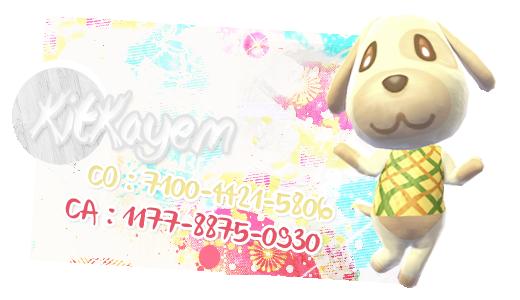 [ACNL] Soirées Déguisées à Kawako !  59645510