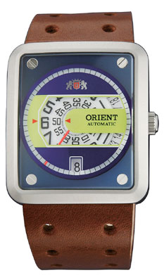 New Orient Disc Watch Wv008110