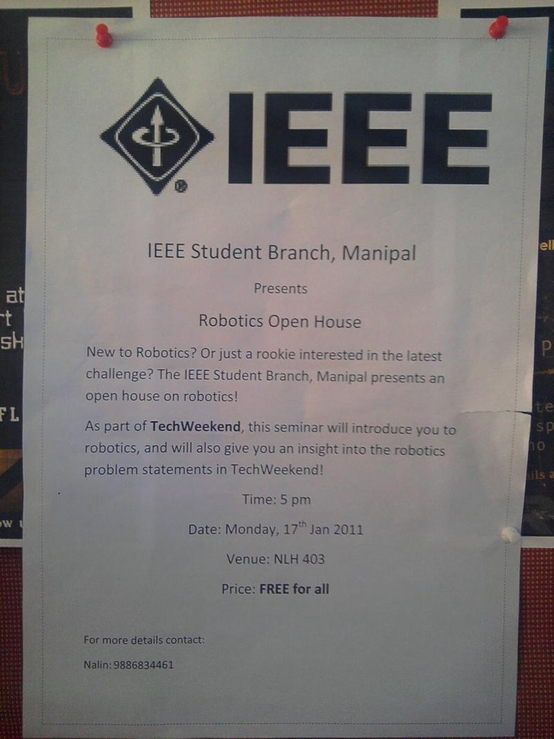 IEEE Robotics Openhouse (17th Jan 5pm) Photo028