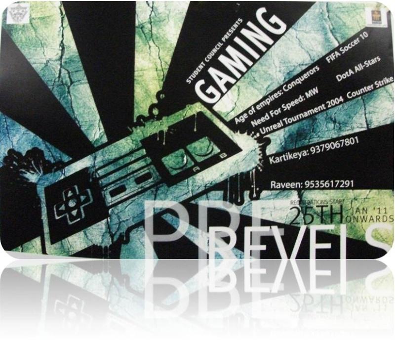 PRE Revels Gaming!  Slide315