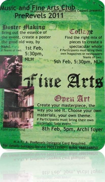 Fine Arts from MAFIA Slide510