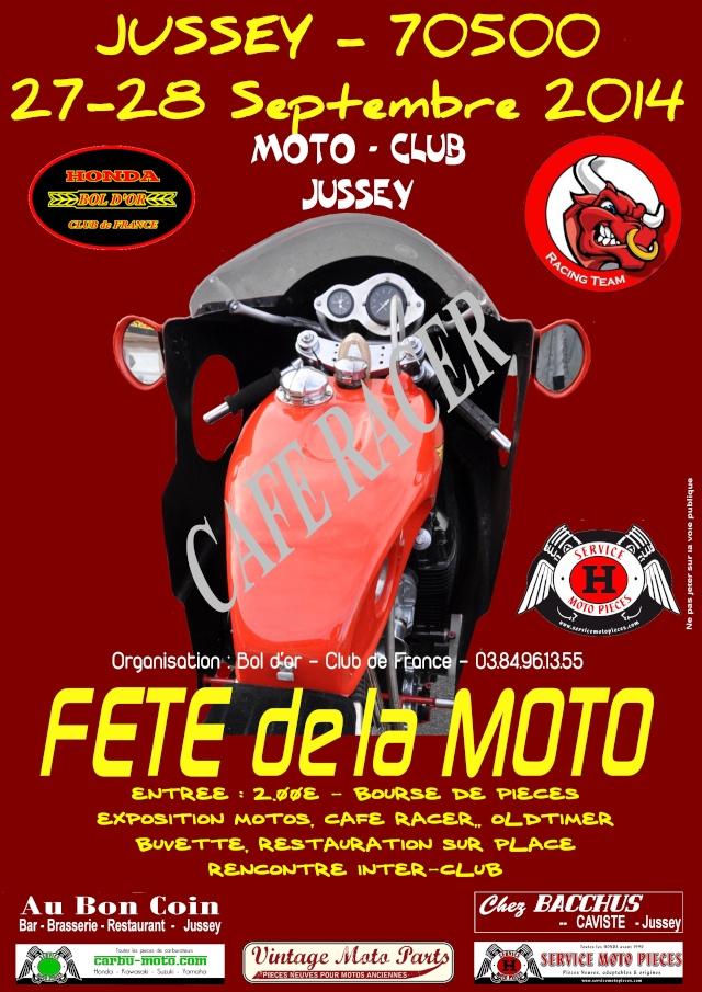FÊTE DE LA MOTO A JUSSEY 70500 HAUTE SAONE Affich13