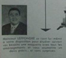 La Carrosserie LEFFONDRE Capt1810