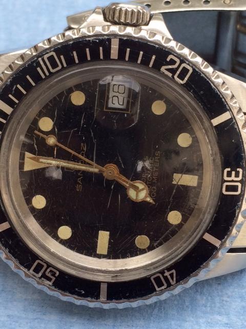 Citizen Diver 150 m 52-0110 Sandoz11