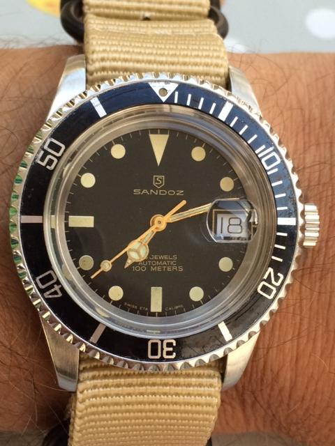 Citizen Diver 150 m 52-0110 Sandoz12