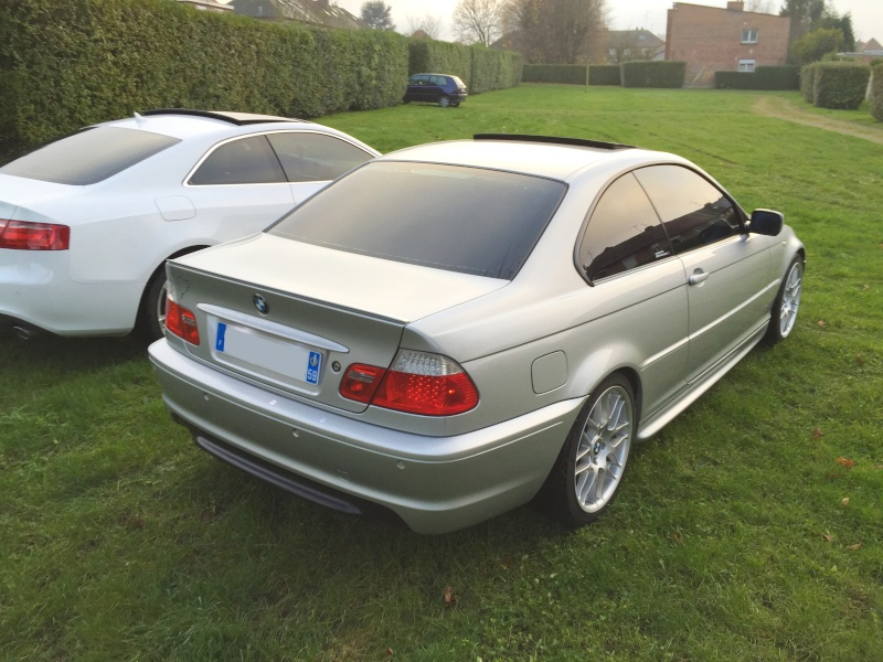 Ptsturbo59 BMW 320 CD PACK M E46 - Page 2 Img_2514