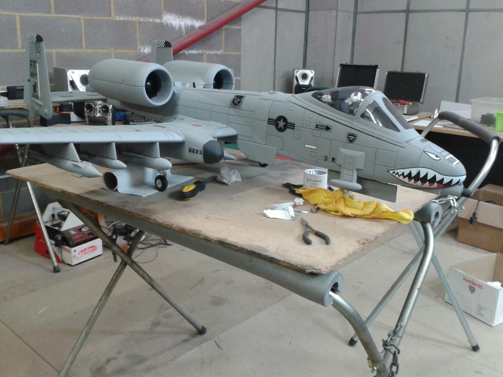 LX Models A-10 Warthog 2014-010