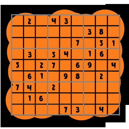 Journal Officiel #1 HAPPY HALLOWEEN Sudoku10