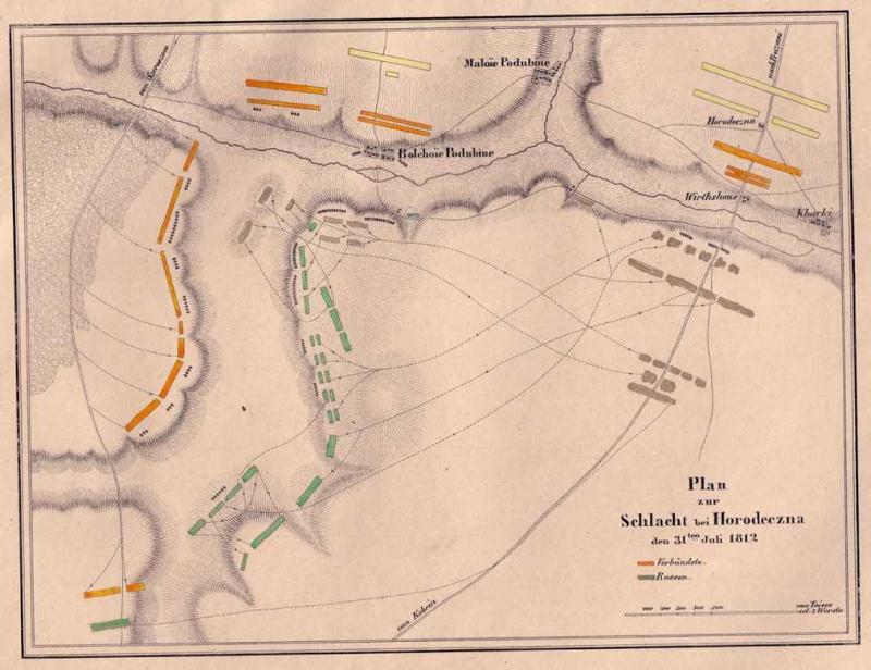 Scénario: Bataille de Gorodeczna 12 août 1812 Horode10
