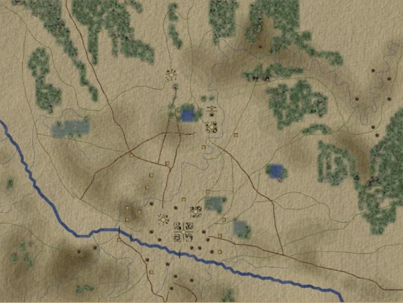 Scénario: Bataille de Polotsk  18 octobre 1812 Polots16