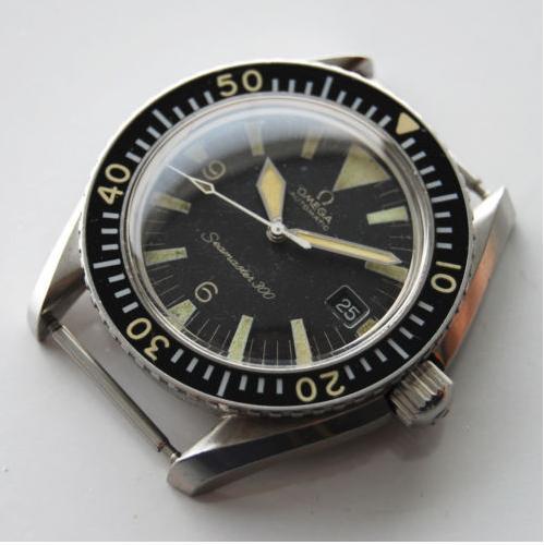 rolex - Le match du mois de septembre 2014 : Rolex 5513 face à Omega Seamaster 300 (le duel des mamies) Cadran10