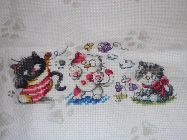 I love cat, c'est parti :) étape 3 Dsc01810