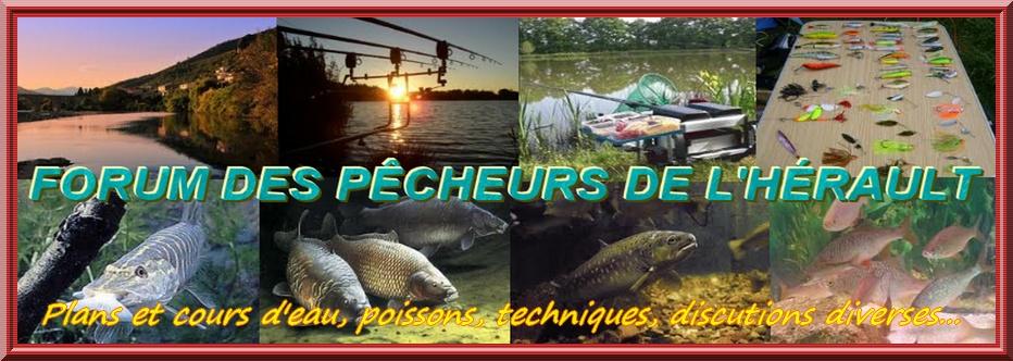La pêche dans l'Hérault