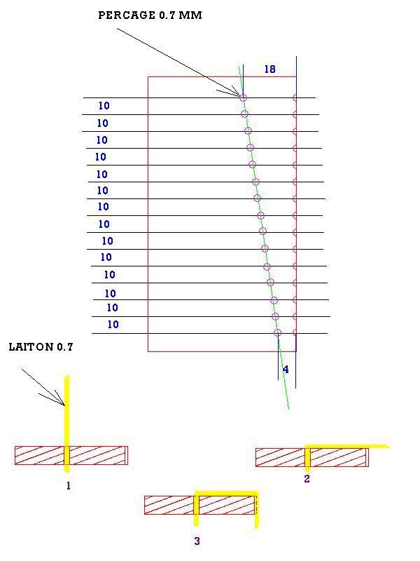 AMX 30 AUF1 au 1/35 d'Heller par Pascal 94 - Page 3 Outils10