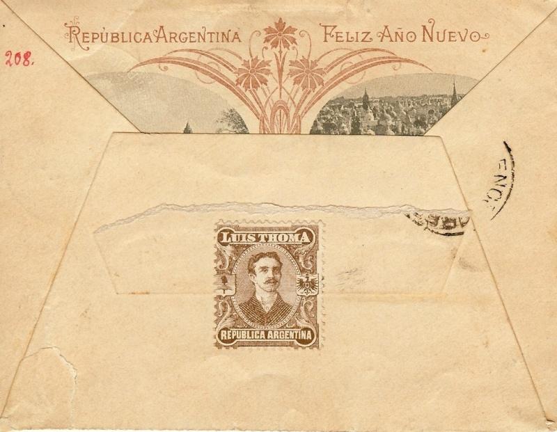 Mittel- und Südamerika (ohne Antillen) Ganzsa12