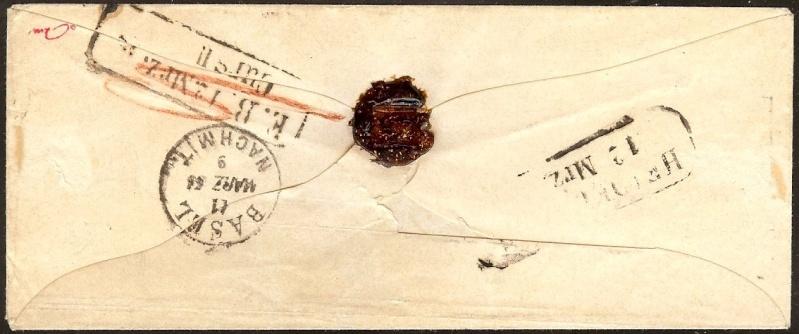 """Schweiz 1854-1863 """"Strubel"""" Sitzende Helvetia Ungezähnt Schwei11"""