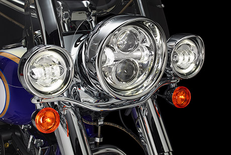 CVO Softail Deluxe 2014 Candy Cobalt: the Blue Diamond - Page 7 Daymak10