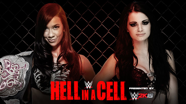 WWE Hell In A Cell du 26/10/2014 20141010