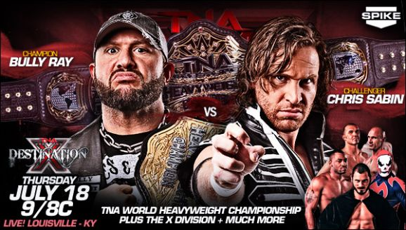 [Résultats] Impact Wrestling Destination X du 18/07/2013. 524deb10