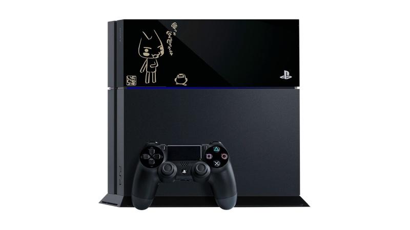 Les nouveaux PS4 Sony store Japan Ca020_18