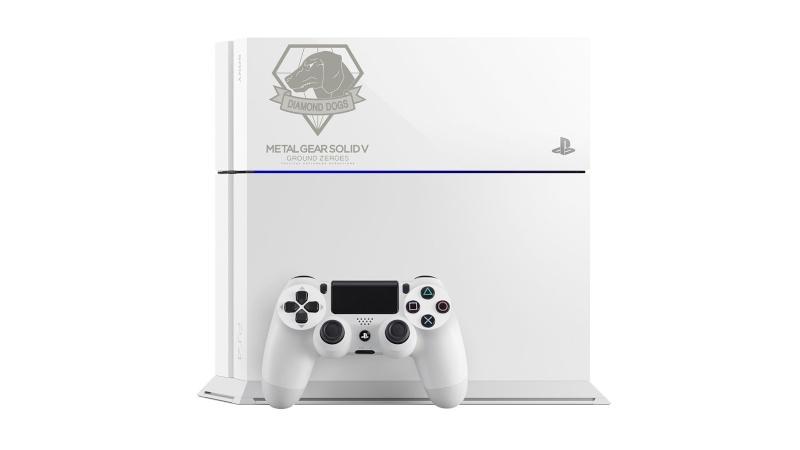 Les nouveaux PS4 Sony store Japan Ca020_22