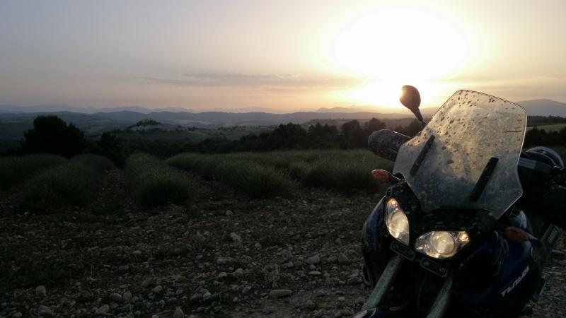 Moto Trail Tour de Provence 2014 Dsc_0110