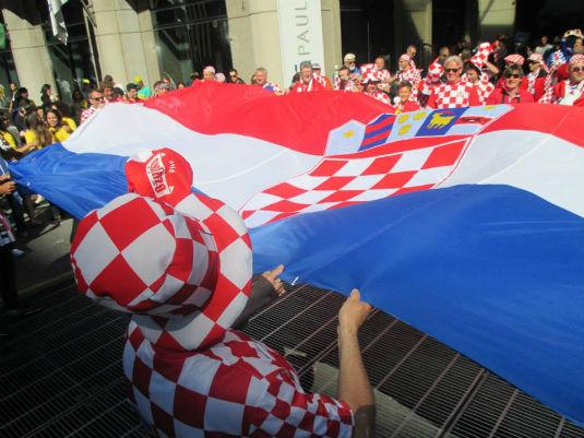 Sao Paulo: Hrvatska - Brazil 10469210