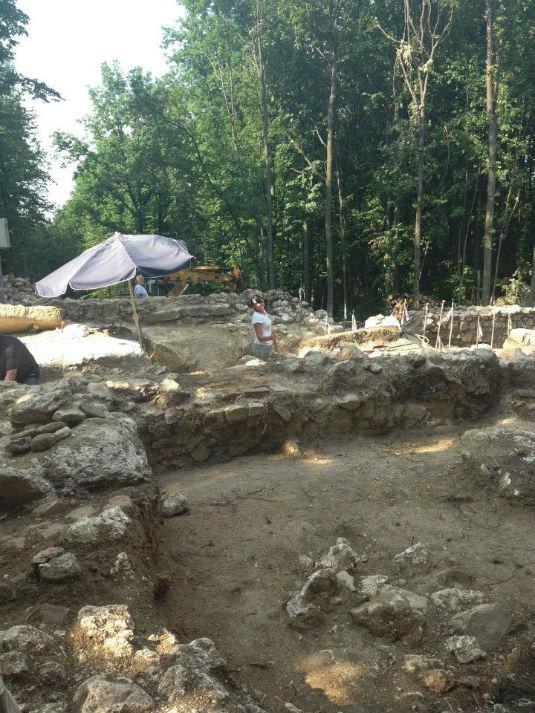 Samostan Skakava - Zidine 810