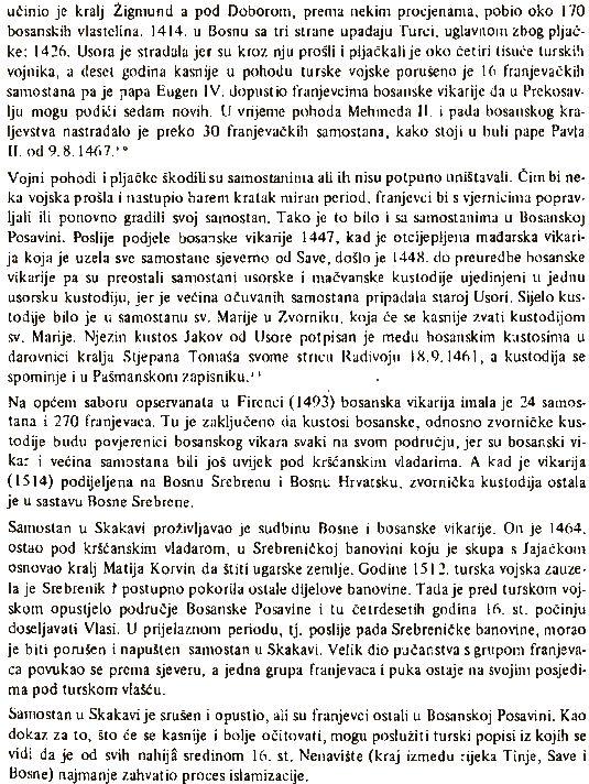 Samostan Skakava - Zidine Untitl13