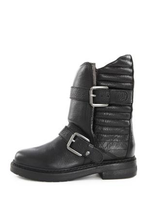 Jupe imprimée (et toujours boots Z&V, sweat Sézane) Waal9811