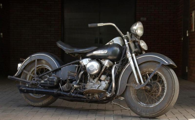 Les vieilles Harley....(ante 84) par Forum Passion-Harley 10425810