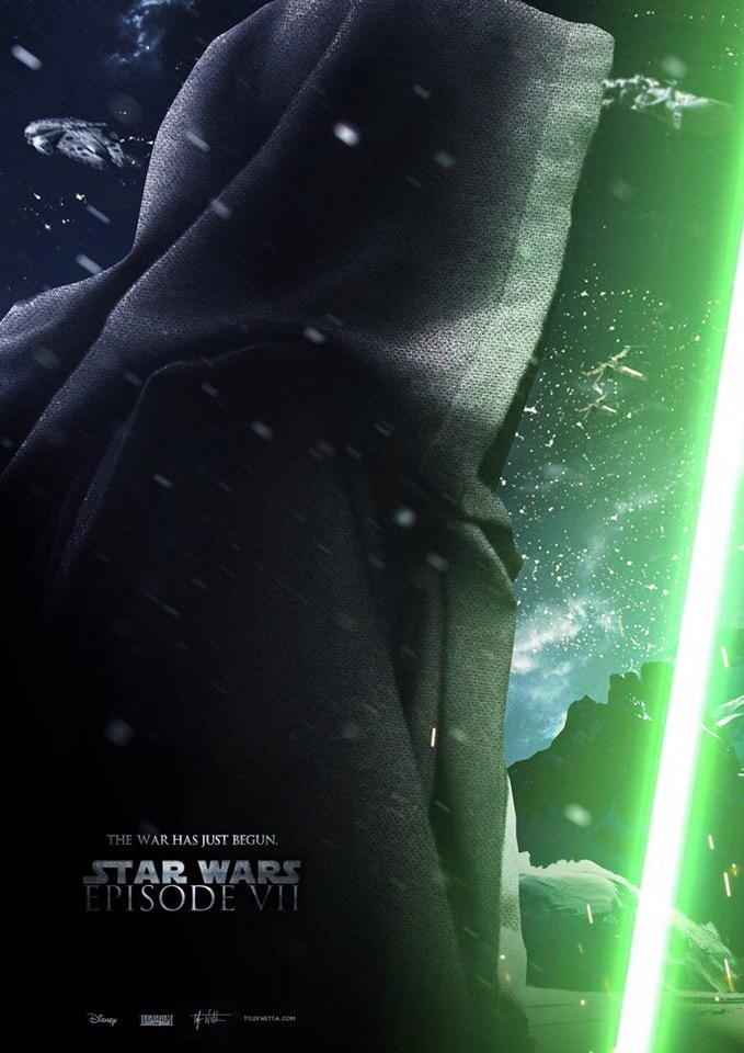 7 - Les posters de Star Wars The Force Awakens - Page 3 19073510