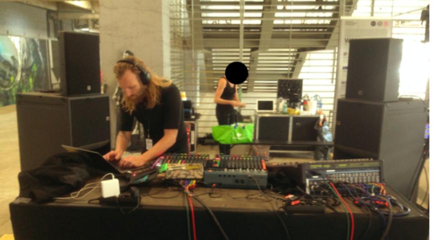 Calage KS28 avec X15 en retour DJ Captur10