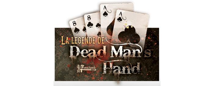 La Légende de Dead Man's Hand : Le projet Logo_l11